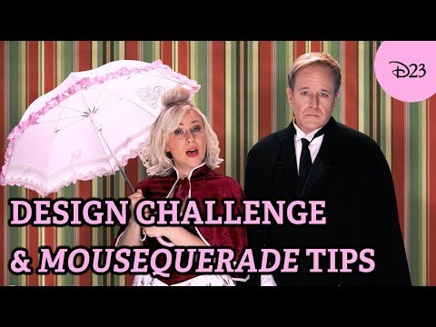 Must-Know Mousequerade and Design Challenge Tips | Know Before You Expo