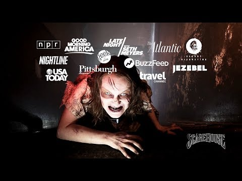 ScareHouse in Pittsburgh - America's Scariest Haunted House!