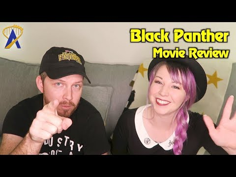 Spoiler-Free Movie Review - 'Black Panther' by Marvel Studios