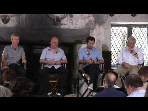 Q&A with The Wizarding World of Harry Potter designers and Harry Potter film makers