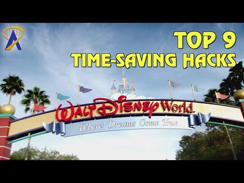 Top 9 Time-Saving Hacks for Walt Disney World