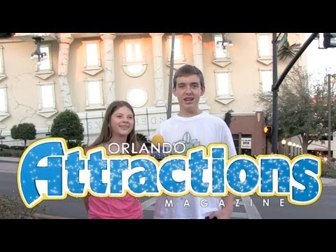 Attractions - The Show - Feb. 7, 2013 - WonderWorks, Super Bowl MVP at Disney and more!