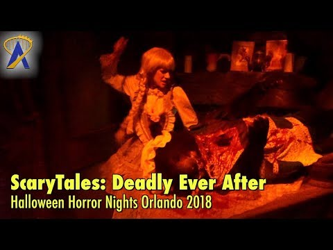ScaryTales: Deadly Ever After highlights from Halloween Horror Nights Orlando 2018