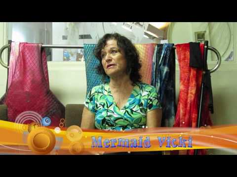 Mermaids of Weeki Wachee Springs - An interview with current and former mermaids