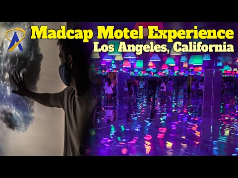 Madcap Motel – A Portal To Elsewhere Experience in Los Angeles