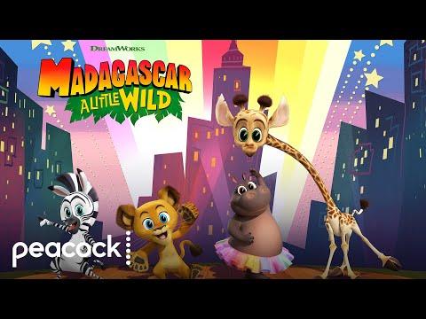 DreamWorks Madagascar: A Little Wild | Official Trailer | Peacock