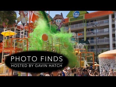 Photo Finds - Nickelodeon Suites Resort - Feb. 2, 2016