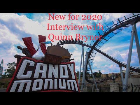 Hersheypark Interview with Quinn Bryner - PR Director