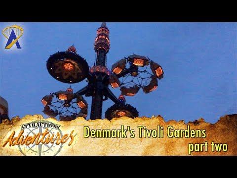 Denmark's Tivoli (part two) - Attractions Adventures