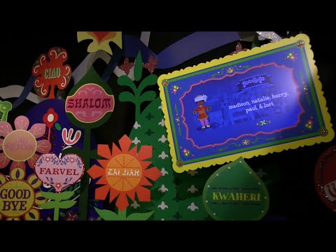 It's A Small World adds personalized goodbye ending at Magic Kingdom