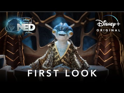 Earth to Ned | Official Trailer | Disney+