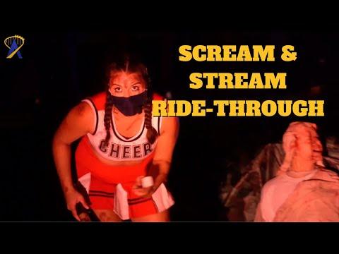 Stream and Scream Halloween Drive Through Experience Orlando