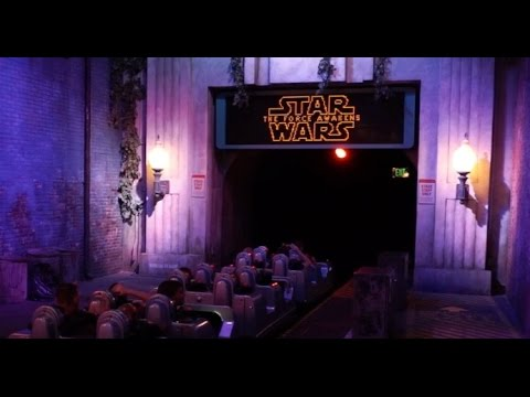 Star Wars Rock 'n' Roller Coaster - One Night Only Event at Disney's Hollywood Studios