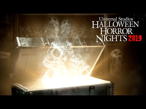 The Curse of Pandora's Box - Halloween Horror Nights 2019 Announcement