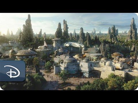 Star Wars: Galaxy's Edge   Behind the Scenes at Disneyland Resort and Walt Disney World Resort