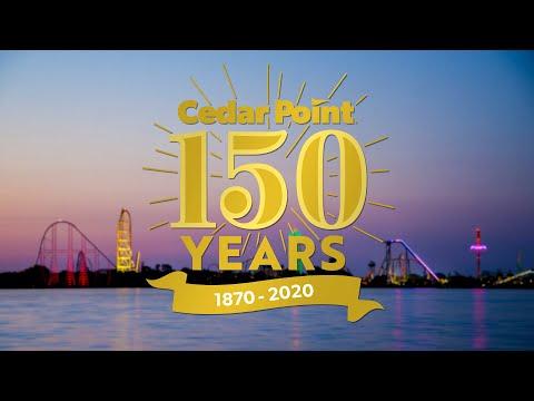 Cedar Point - Our Senses.