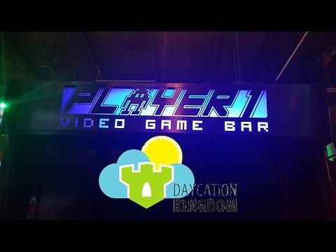 Daycation Kingdom - 'Player 1 Video Game Bar' - Episode 39 - June 6, 2016