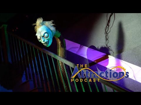 LIVE: Recording Episode 49 of The Attractions Podcast