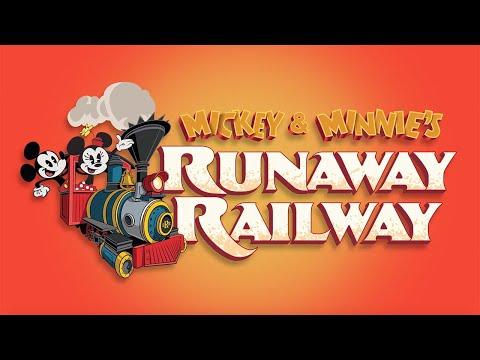 #DisneyCastLife: Mickey & Minnie's Runaway Railway marks TRAIN-ing milestone