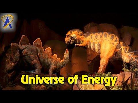 Universe of Energy - Ellen's Energy Adventure Full POV at Epcot