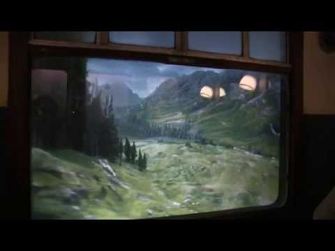 POV Hogsmeade to London on the Hogwarts Express
