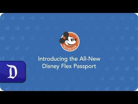 Disneyland Resort Introduces New Annual Passport