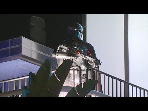 Star Wars: The Force Awakens Opening Night Event at Walt Disney World