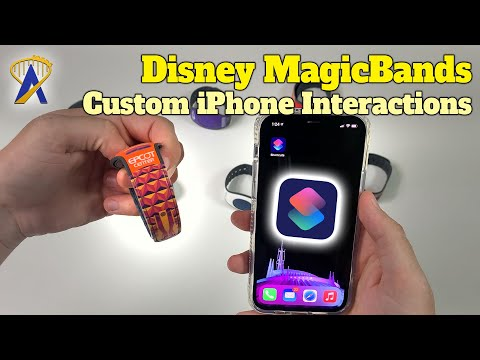 How To Make Magicbands Interact With iPhone