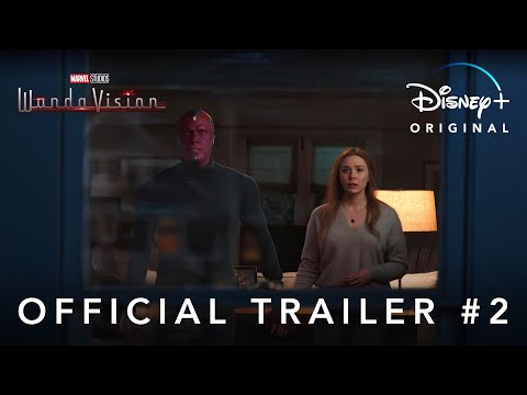 Official Trailer 2   WandaVision   Disney+