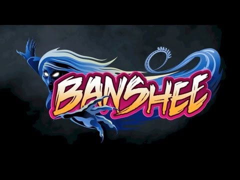 Banshee roller coaster announcement at Kings Island - New for 2014