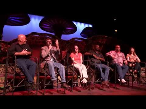 2015 Entertainment Designers Forum panel - full 6:30 PM session