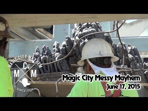 """Magic City Mayhem: """"Magic City Messy Mayhem"""""""