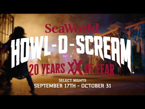 Howl-O-Scream | SeaWorld® San Antonio