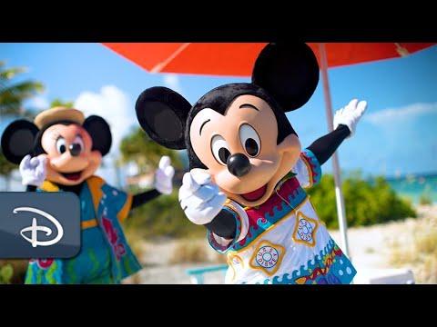 Sneak Peek - Enchanting Entertainment For Families | Disney Cruise Line