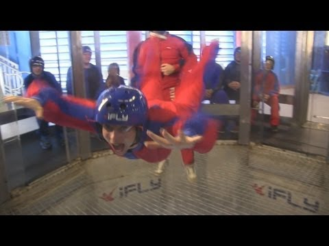 Attractions - The Show - Aug. 8, 2013 - iFly Orlando, Simpsons Springfield tour and more