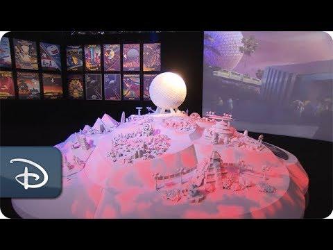 D23 Expo: Disney Parks Pavilion Tour