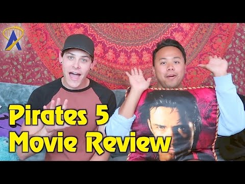 Movie Review - Pirates of the Caribbean: Dead Men Tell No Tales