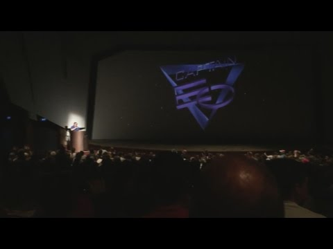Fans say goodbye to Captain EO at Epcot