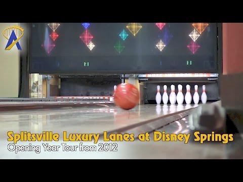 Splitsville Luxury Lanes at Disney Springs West Side