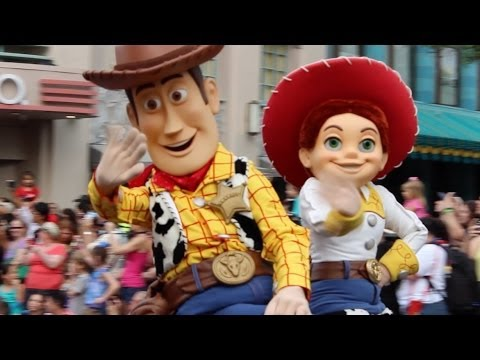 25th Anniversary Parade at Disney's Hollywood Studios - Walt Disney World