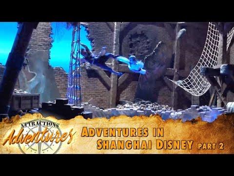 Attractions Adventures - 'Adventures in Shanghai Disney Part 2' - Oct. 21, 2016