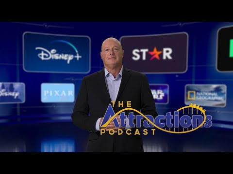 LIVE: Recording Episode 65 of The Attractions Podcast