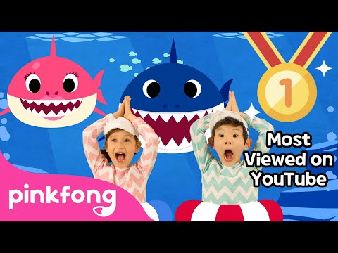 Baby Shark Dance | #babyshark Most Viewed Video | Animal Songs | PINKFONG Songs for Children