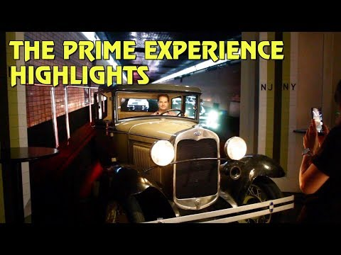 Amazon Prime Experience Pop-Up Attraction in Hollywood