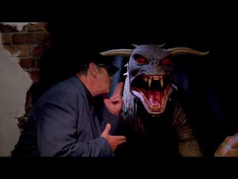 Dan Aykroyd and Ivan Reitman relive Ghostbusters at Halloween Horror Nights 2019
