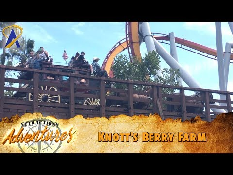 Boysenberry Flavored Fun at Knott's Berry Farm - Attractions Adventures