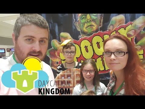 Daycation Kingdom - 'Spooky Empire 2016' - Episode 65 - Dec. 5, 2016