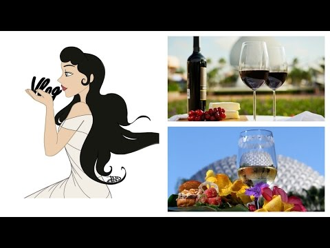 The Princess and the Vlog - 'Food and Wine at Epcot' - Oct. 12, 2016