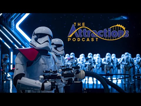 LIVE: The Attractions Podcast #105 - Rise of the Resistance standby, Club Cool returns, and more!
