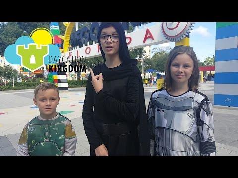 Daycation Kingdom - 'Legoland Florida Star Wars Days' - Episode 53 - Sept. 12, 2016